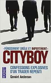 Geraint anderson cityboy