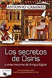 Los secretos de Osiris (B DE BOLSILLO)