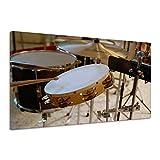 Schlagzeug Feldtrommel Musikinstrument Leinwand Poster Bild dd1170 150x100