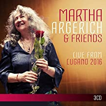 Argerich and Friends Live from Lugano 2016