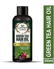 Luxura Sciences Green Tea Hair Oil with Onion Oil 200ml for