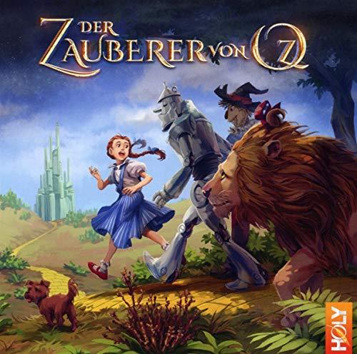 Der Zauberer von OZ: Hörspiel nach dem Roman von L. Frank ()