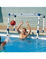New Swimming Pool Games Fun Playing Win Combi Mini End Aqua Water Polo Goal