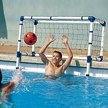 Nueva piscina Juegos Divertirse Win Combi Mini Final Aqua Portería de waterpolo