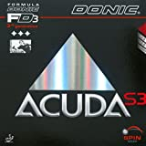 DONIC Belag Acuda S3, rot, 2,0 mm