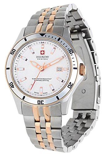 SWISS MILITARY-HANOWA Damen-Armbanduhr 06-7161.2.12.001