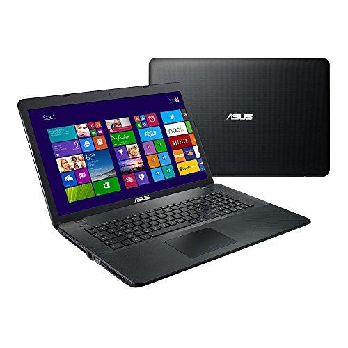 ASUS X751LDV-TY195H 17 3  Laptop Intel Core i3-4010U  4GB RAM  500GB HDD  NVIDIA GeForce GT 820M  Windows 8 1