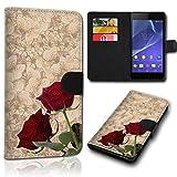 Book Style Alcatel One Touch Go Play 7048X Tasche Flip Brieftasche Handy Hülle Kartenfächer für Alcatel One Touch Go Play 7048X - Design Flip SVH177
