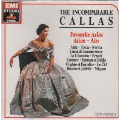 Incomparable Callas