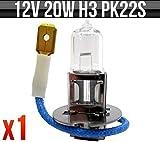 12V 20W H3Pk22S Halogen Scheinwerfer/Zubehör Leuchtmittel R446Halogen
