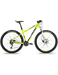 "Bicicleta HEAD X-RUBI I 29"" amarilla"