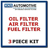 Focus Mk32.0TDCi Diesel 14–18Öl, Air & Kraftstoff Filter Service Kit fo40bf