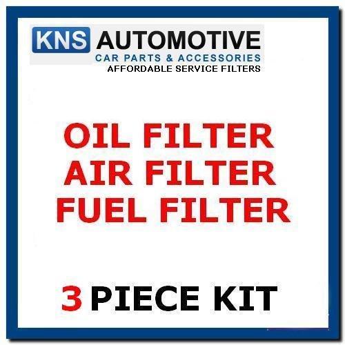 Fiesta 1.4 Tdci Diesel 01–08 Fuel, Air et filtre à huile kit d'entretien (Cit14b)