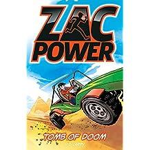 Tomb of Doom (Zac Power) by H. I. Larry (2015-06-01)