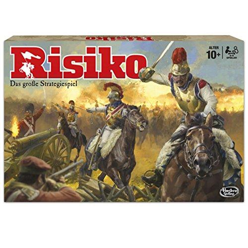 Hasbro Spiele B7404100 - Risiko - Edition 2016, Strategiespiel - 3