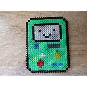 Sprite BM - Adventure Time • Hama Beads • Pixel Art • Perler beads