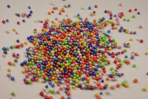 coloured-styrofoam-balls-wedding-decorative-polystyrene-pearl-glossy-shining-spheres-baubles-ru13-mi