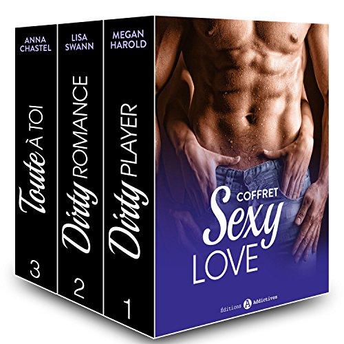 Coffret Sexy Love par Megan  Harold