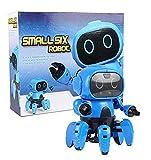 Elektro-Roboter-Spielzeug, DIY montieren Bausätze, Science Explorer Lernspielzeug Intelligente Kits für Jungen Kinder Geschen