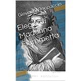 Elegia di Madonna Fiammetta (Italian Edition)