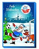 Hansa Rostock Adventskalender, Weihnachtskalender, FAIRTRADE