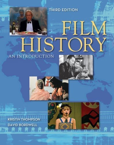Film History: An Introduction by Thompson, Kristin, Bordwell, David (2009) Paperback