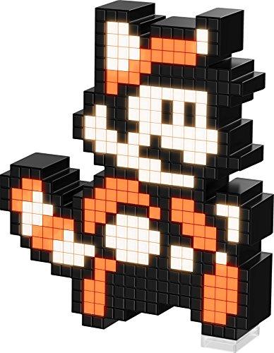 Pixel Pals de Super Mario Bros 3: Raccoon Mario