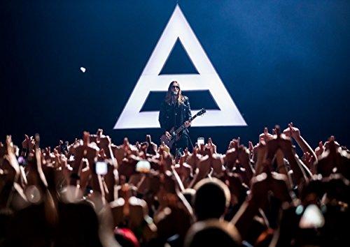 30 Seconds to Mars 28 Jared Leto Great Rock Metal-Album Cover, Musik-Band-Einzigartige Motiv Foto als Bild Poster, A3