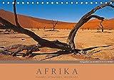 Afrika Impressionen. NAMIBIA - SÜDAFRIKA - BOTSWANA (Tischkalender 2020 DIN A5 quer): Wildlife und atemberaubende Landschaften (Monatskalender, 14 Seiten ) (CALVENDO Orte) -