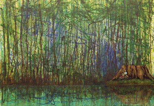 Jackson Pollock ruht sich aus (Jackson Kunst Abstrakte Pollocks)