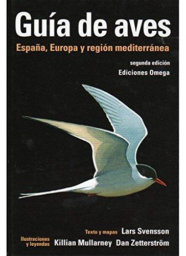 GUIA DE AVES  2ª EDICION (GUIAS DEL NATURALISTA-AVES)