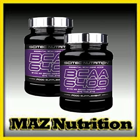 Scitec Nutrition BCAA 6400 2 x 375 Compresse (2 x