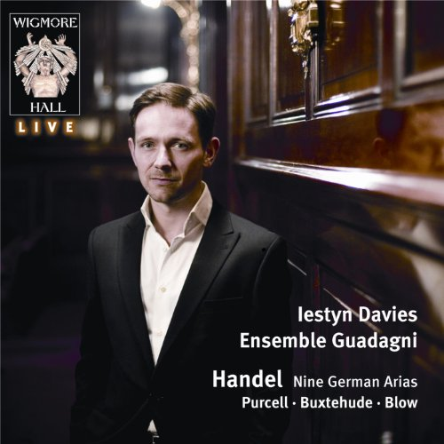 Wigmore Hall Live - Iestyn Davies (counter-tenor) (Je Johns St)