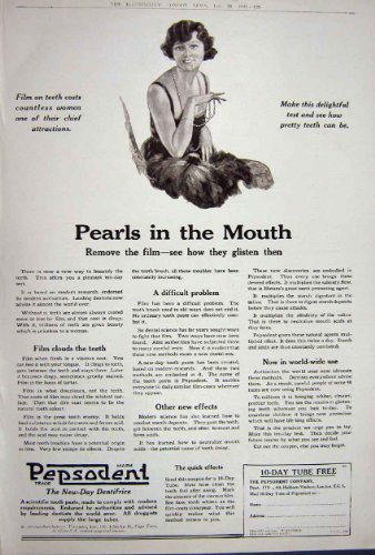 advertisement-1922-scotch-whisky-pepsodent-tooth-paste