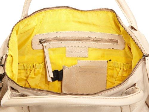 Bodenschatz Trento 4-818 TO 15, Sac portés épaule femme beige (sable) - V.1