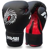 Farabi Dragon Boxing, MMA, Muay Thai, Kickboxing Fitness Punching Gloves Bag Mitts