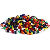 CHIC*MALL 3000 x Colorful Magic Crystal Water Jelly Mud Soil Beads Balls (Mixed Color) by CHIC*MALL
