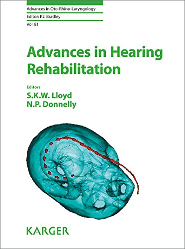 Advances in Hearing Rehabilitation (Advances in Oto-Rhino-Laryngology Book 81) (English Edition)