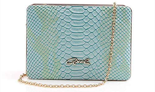 Axel Evening Bag Pattern On Material Sky