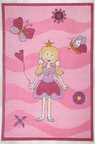 Kinderteppich Prinzessin Maui