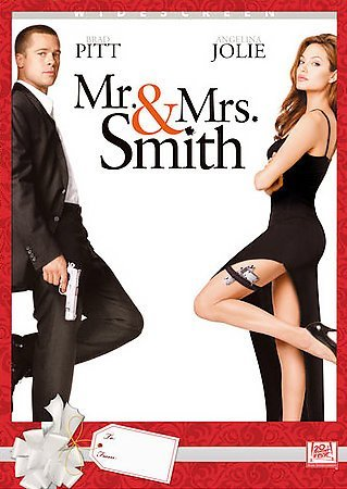 MR. & MRS. SMITH (WIDESCREEN EDITI MOVIE