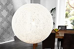 DuNord design lampe suspension bOZZOLO blanc 80 cm
