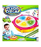 Skywalk Flash Musical Drum (Multicolour)