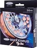 FLADEN Maxximus - Corchos, flotadores y anzuelos, tamaño 30m, color naranja
