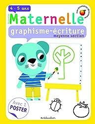 Graphisme-écriture, moyenne section