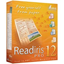 Readiris PRO 12 PC Full 50 Pack (PC CD)