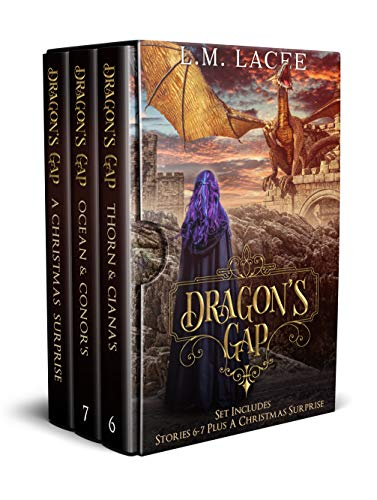 Dragon's Gap: Set Includes Stories 6-7 Plus A Christmas Surprise (English Edition)
