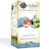 Best Garden of Life Male Multivitamins - Garden of Life MyKind Organics Mens Whole Food Review