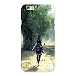 Premium Back To Home Back Case Cover for iPhone 6 6S
