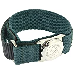 Velcro Sports SOS Talisman Watch Style - Green